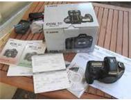 Canon EOS 5D Mk II Body Only For Sale Tempe (Bloemfontein)