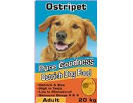 Fantastic Ostripet Health Dog Food - At fraction of retail price