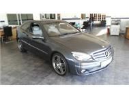 MERCEDES BENZ CLC 350 COUPE - VERY LOW KMS!!