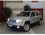 Jeep patriot 2.4 LTD CVT A/T