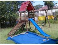 Wooden Outdoor Jungle Gym in Baby Maternity & Toys Gauteng Brakpan - South Africa