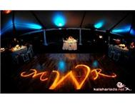 Gobo Light for your wedding - Add that something special