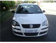 WHITE 2008 VW POLO PLAYER 1.4i