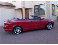 Convertible C70 Volvo T5 Turbo