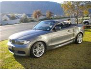 DONFORD BMW: 135i Convertible M Sports Model