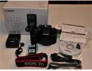 Canon EOS 7D Body Only For Sale Johannesburg