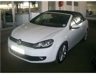 VW Golf 6 Cabriolet 1.4 TSi Comfortline 2012 BY78NX Feel the w