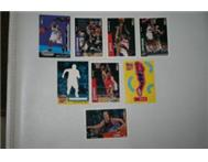 Trading Cards: 1996 Upper Deck NBA Baksetball Cards