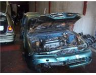 NISSAN PRIMERA 200 STI - STRIPPING FOR SPARES!!!
