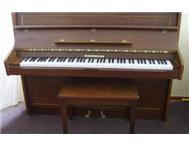 Hausmann Piano Second Hand in Musical Instruments Mpumalanga Grootvlei - South Africa