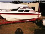 18ft Interceptor 186 Cabin Cruiser