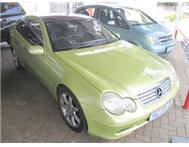 2002 Mercedes Benz C230 Kompressor ...