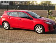 Drive and own a new Mazda 3 1.6 Sport Original from R 2799 p/m