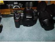 Nikon D7000 18-105mm Kit(Black) For Sale Johannesburg