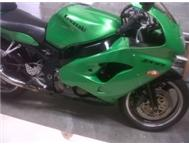 Good clean zx9r for sale