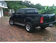 BLACK BEAUTY - TOYOTA HILUX 2.7 VVTI D/C - 4x2