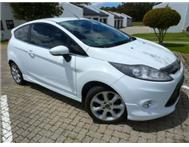 Ford Fiesta ExcellentTitanium:2009
