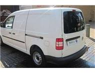 VW Caddy 2.0TDI Maxi Panel Van