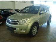 2008 GWM HOVER 2.4i PETROL 5 SPEED MANUAL MMA WHOLESALERS