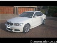 2009 BMW 1 SERIES 135i M Sport 2dr Step Auto