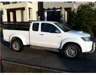 Hilux bakkie for sale