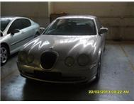 2000 Jaguar S-Type 3.0 V6 SE AT