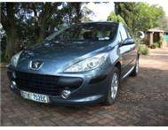 2007 PEUGEOT 307 1.6 X-Line with only 64000km