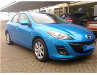 Mazda - 3 1.6 Sport Active (New shape)