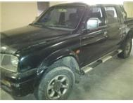 2002 COLT RODEO 3L V6 4X4 BREAKING UP FOR SPARES