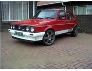 VW CITI GOLF SPORT 1.8