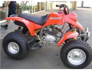 Monster Size Quad Bike