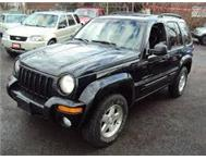 JEEP CHEROKEE 2003 PARTS FOR SALE