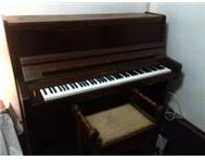 Otto Bach upright piano