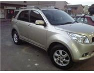 Daihatsu Terious For Sale
