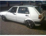 GOLF MK2 1.8 GIVE AWAY