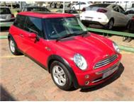 Mini Cooper Chilipack 1.6 2005 R109900