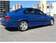 Urgent M3 bmw 4door for sale -Immaculate R80000