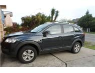 Chevrolet Captiva 2.4 LT 2008