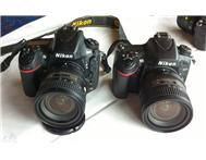 D800 12MP DSLR Camera Nikon AF-S VR 24-120mm lens...R15 000