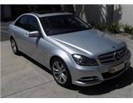2011 Mercedes-Benz C-class C180 Be Avantgarde