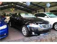 2009 Lexus Is 250 Ex A/t