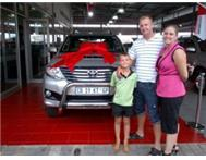 MCCARTHY TOYOTA EDENVALE ARE OPEN ON THURSDAY THE 21
