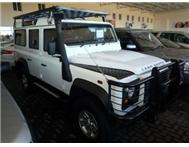 2012 Land Rover Defender 110 S/W