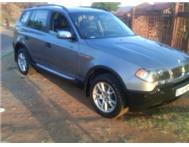BMW X3 2005 MODEL FOR SALE Pretoria