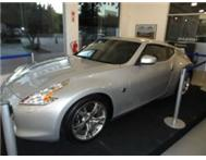 Nissan 370 Z Brand new at a giveaway price!!!