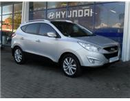 2012 Hyundai ix 35 2.0 executive