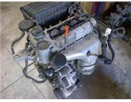 VW POLO VIVO ENGINE 1.6 16 VALVE