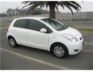 2011 TOYOTA YARIS ZEN 3 HATCH 5 SPEED MANUAL 22685 KM S
