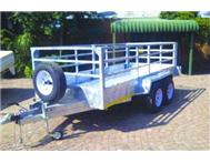 Galvanized General Purpose Trailer-