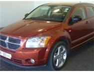 Dodge Caliber 1.8 SXT used for sale - 2009 Johannesburg